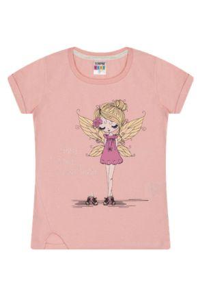 7364 rosa blusa intantil fada 1