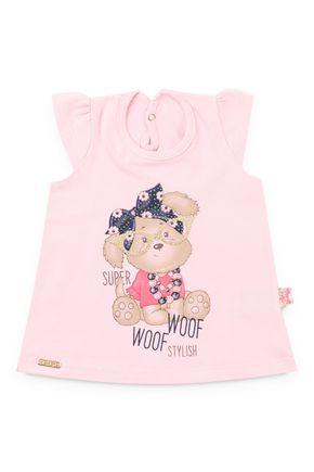 6158 blusa rosa bebe avulsa cotton pmg