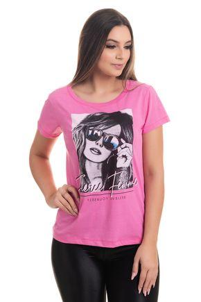1544 t shirt tshirt feminia em malha algodao 8